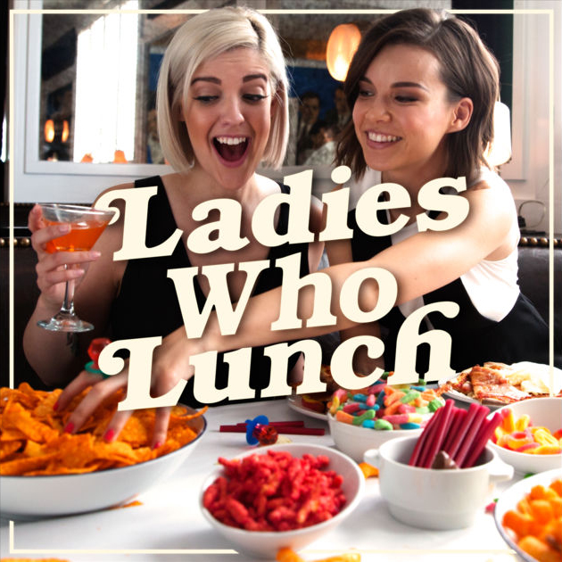 ladies who lunch podcast ingrid nilsen cat valdes