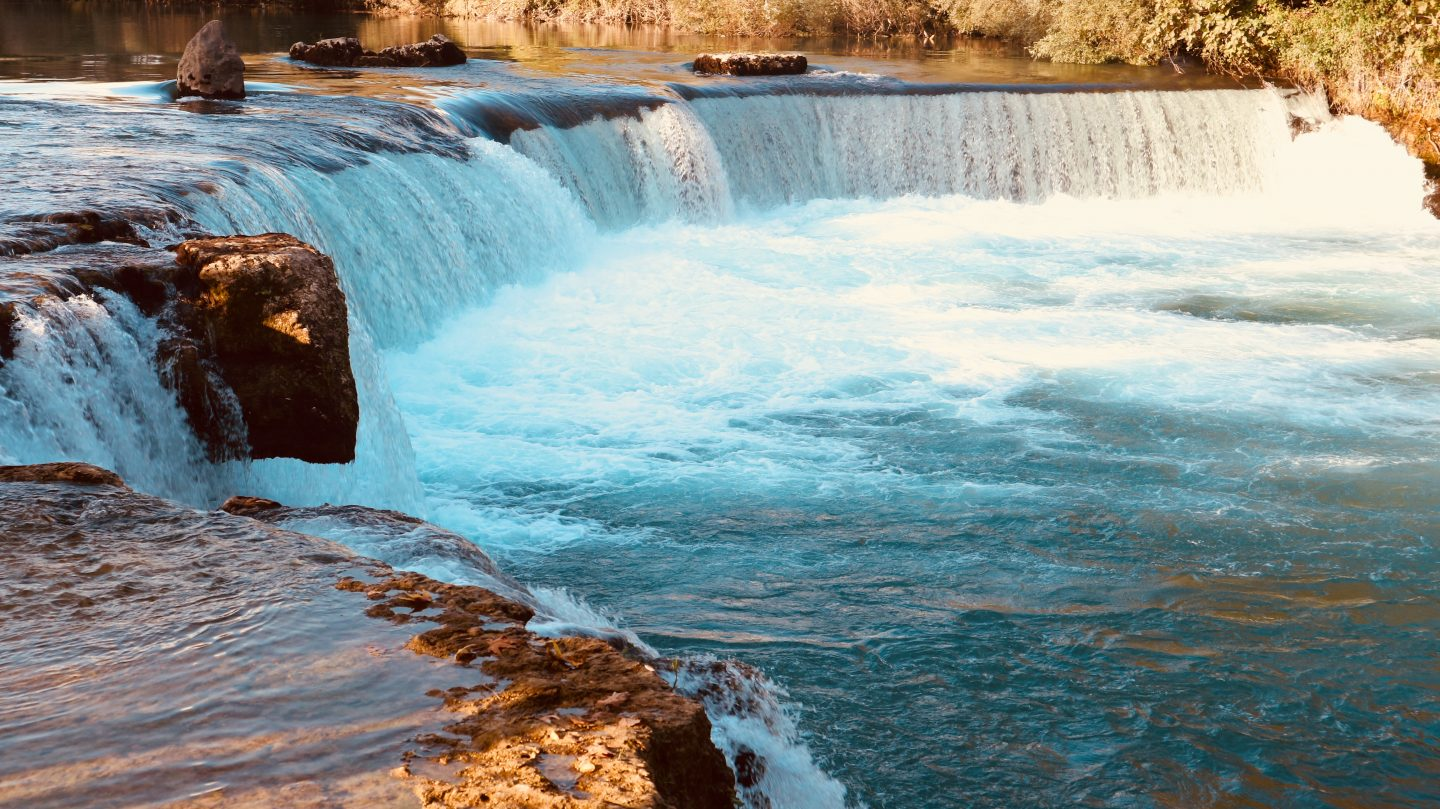 turkey waterfall manavgat side nature gorgeous waterfall