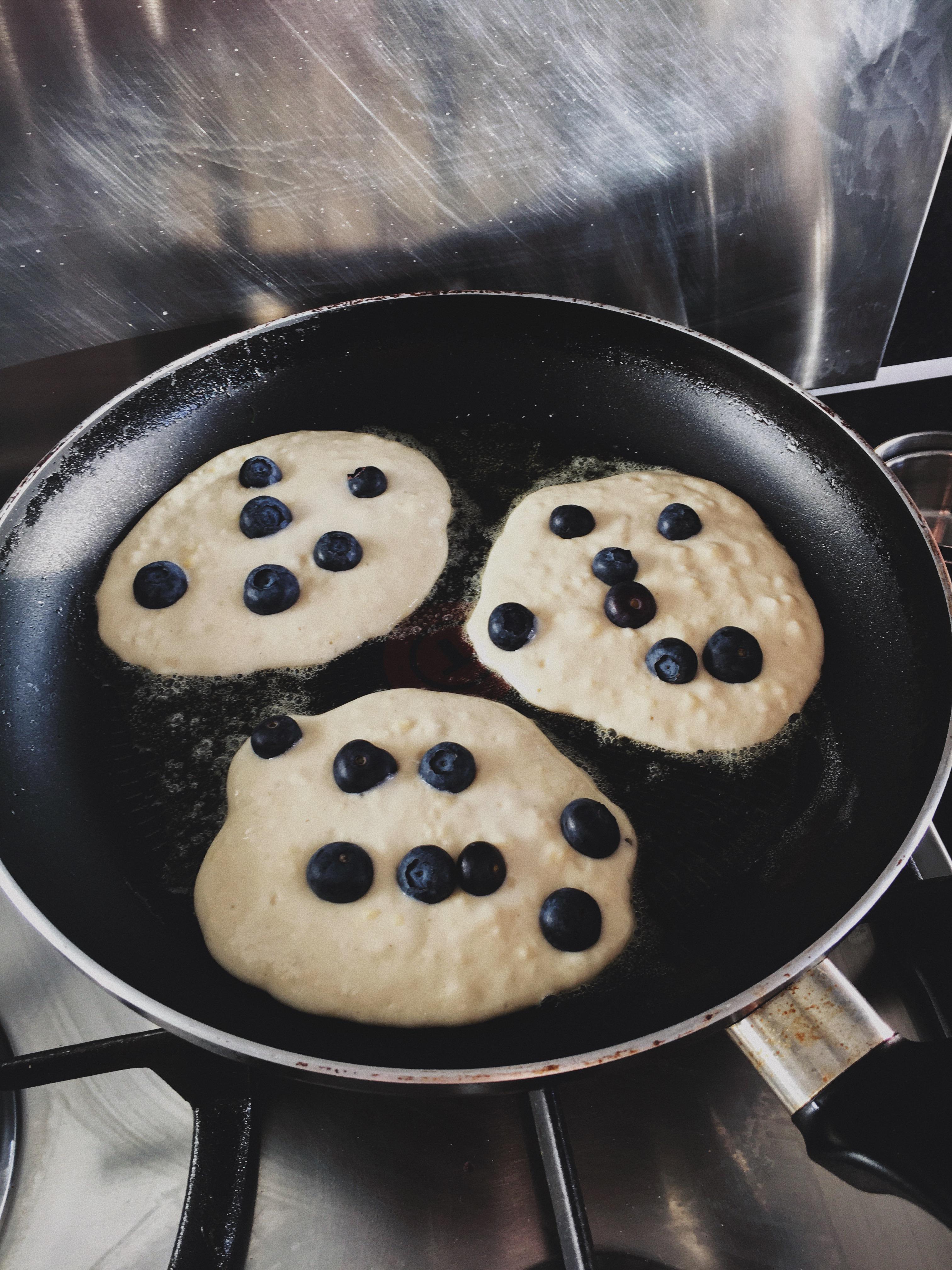 blueberry pancakes recipe buttermilk pancakes recipe homemade from scratch